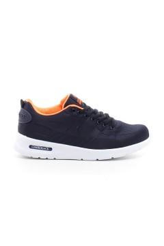 Lumberjack Sport Nina SW62805 Scarpe da Ginnastica Stringate Blu Orange Francesine e Sneakers SW62805001CC001