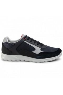 Geox U Erast A U023EA Sneakers Uomo Stringate Extra Light Blu Sneakers U023EA0AU11C4002