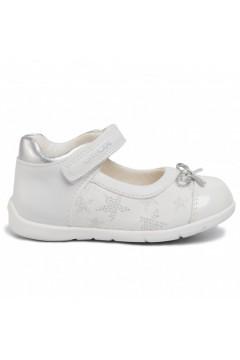 Geox B Elthan B021QC Ballerina Bambina Primi Passi Bianco Scarpe Bambina B021QC01054C0007