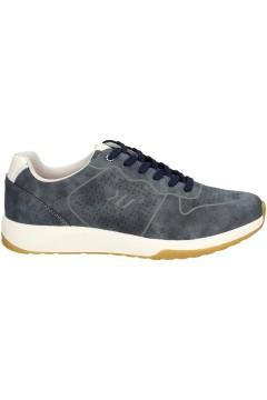 Lumberjack Nantes SM86512 003 Sneakers Uomo Stringate Blu Sneakers SM86512003S01CC010