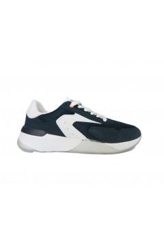 Lumberjack Miami SM81511 001 Sneakers Uomo Stringate Blu Sneakers SM81511001CC035