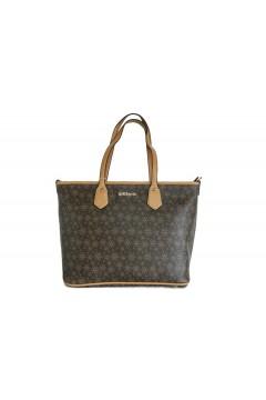 Gold & Gold GG507 Borsa Donna Shopping Doppi Manici con Tracolla Logo Camel Borse GG507CAM