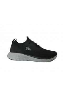 Lumberjack Sport Alley SM76211 Sneakers Uomo Stringate Memory Foam Nero Scarpe Sport SM76211003C27CB001