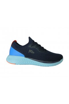 Lumberjack Sport Alley SM76211 Sneakers Uomo Stringate Memory Foam Blu Scarpe Sport SM76211003C27CC001
