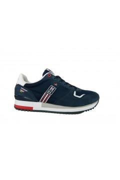 Navigare Remi NYX 013512 Scarpe Uomo Sneakers Memory Foam Blu Sneakers NAM013512MBL