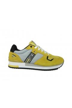 Navigare Remi NYX 013512 Scarpe Uomo Sneakers Memory Foam Giallo Sneakers NYX013512YGR