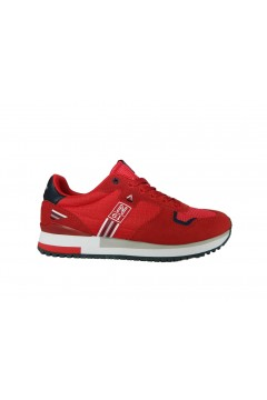 Navigare Remi NYX 013512 Scarpe Uomo Sneakers Memory Foam Rosso Sneakers NAM013512RDA