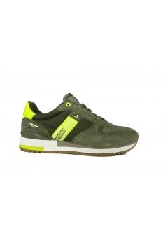 Navigare Remi NYX 013512 Scarpe Uomo Sneakers Memory Foam Verde Lime Sneakers NAM013512VLM