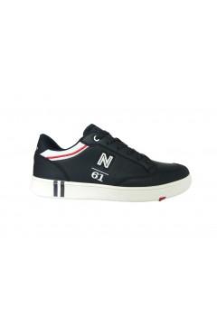 Navigare Rome LTH 018110 Scarpe Uomo Sneakers Stringate Blu Sneakers NAM018110BLU