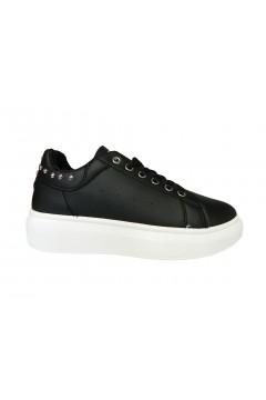 EL CHARRO 1271NX Scarpe Donna Sneakers Stringate Oversize Nero Francesine e Sneakers C1271NX