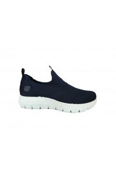 Laura Azana 24504 Scarpe Donna Sneakers Slip On Memory Foam Blu Francesine e Sneakers LA24505BLU