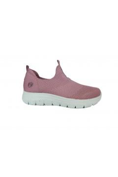 Laura Azana 24504 Scarpe Donna Sneakers Slip On Memory Foam Rosa Francesine e Sneakers LA24505ROS