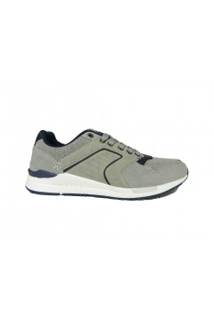 Beppi 2173171 Scarpe Uomo Sneakers Stringate Grigio Sneakers 2173171G