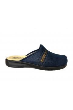 ARIZONA By Patrizia 3815 Ciabatte Uomo Pantofole in Panno Blu Ciabatte & Sandali A3815BLU