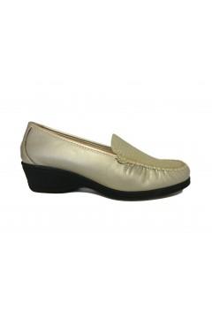 Stile di Vita 2377 Scarpe Donna Mocassini Extra Comfort Pietra Mocassini e Ballerine S2377CPTR