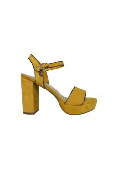 XTI 35179 Scarpe Donna Sandali Tacco Alto Giallo Sandali X35179GIA