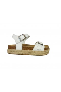 XTI 57206 Sandali Bambina Platform Bianco Scarpe Bambina X57206BIA