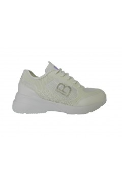 Laura Biagiotti 6351 Scarpe Donna Sneakers Extra Light Bianco  Francesine e Sneakers L6351BIA