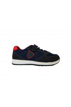 Axa 78248A Scarpe Bambino Sneakers Lacci Elastici Blu  Scarpe Bambino 78248A