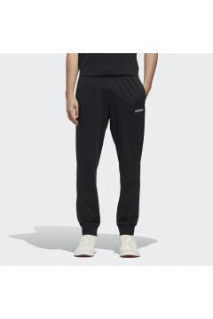 Adidas FM4346 Pantaloni Uomo Essential Jogger Nero Pantaloni FM4346