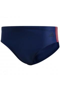 Adidas FJ4717 Costume Mare Piscina Bagno Slip Mutanda Blu Rosso Costumi da Bagno FJ4717