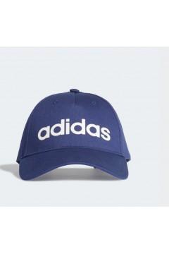 Adidas FM6786 Cappellino Daily Cappello con Visiera Blu Accessori Sport FM6786