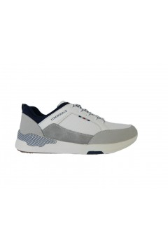 Lumberjack Austin SM86412 Scarpe Uomo Sneakers Stringate Extra Light Bianco  Sneakers SM86412M0216