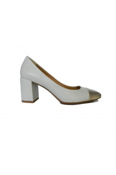 The FLEXX Cordelia Lam Scarpe Donna Decollette Tacco Medio 7,5 cm Stone Gold Decoltè E7502STG