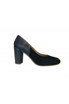 The FLEXX Wynette Scarpe Donna Decollette Tacco 9 Blu Decoltè F8501BLU