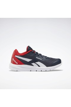 Reebok EF3160 Rush Runner 2.0 Scarpe Ginnastica Stringate Blu Rosso Francesine e Sneakers EF3160