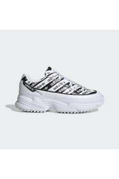 Adidas Originals EG6920 Kiellor W Sneakers Donna Platform Bianco Logo Francesine e Sneakers EG6920