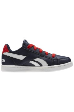 Reebok CN0634 Royal Prime Scarpe Ginnastica Stringate Blu Rosso Francesine e Sneakers CN0634