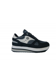 NS Navigare FLASH CVS 13004 Scarpe Donna Sneakers Platform Blu Francesine e Sneakers NSW013004BLU