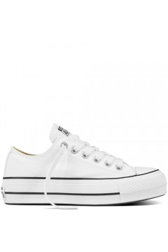 Converse 560251C Chuck Taylor All Star Sneakers Low Canvas Bianco Francesine e Sneakers 560251C