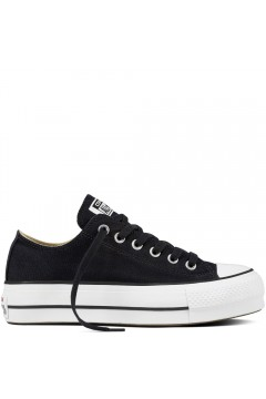 Converse 560250C Chuck Taylor All Star Sneakers Mid Canvas Nero Francesine e Sneakers 560250C