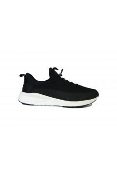Jeckerson JHPI025 Sneakers Uomo Slip On Memory Foam Nero Scarpe Sport JHPI025NR