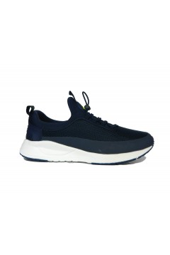 Jeckerson JHPI025 Sneakers Uomo Slip On Memory Foam Blu Scarpe Sport JHPI025BLU