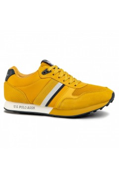 U. S. Polo Ass. Julius 2 Scarpe Uomo Sneakers Stringate Giallo Sneakers JULIUS2GIA