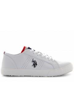 U. S. Polo Ass. Jeremiah Scarpe Uomo Sneakers Stringate Bianco Sneakers JEREMIAHBIA