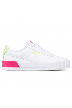 Puma 374695 01 Carina Vivid Scarpe Donna Sneakers Soft Foam Bianco  Francesine e Sneakers 37469501