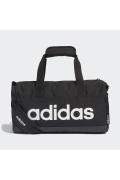 Adidas FL3691 Borsone Piccolo Linear Doppi Manici Tracolla Logo Nero Borse FL3691