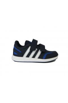 Adidas FW3983 VS SWITCH 3 C Scarpe da Ginnastica Bambino Doppi Strappi  Scarpe Bambino FW3983