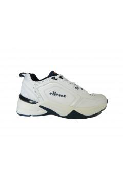 ellesse Dalton M60440 Scarpe Uomo Sneakers Stringate Bianco Scarpe Sport EL02M06044001