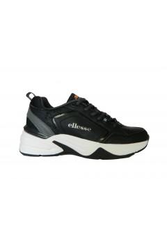 ellesse Dalton M60440 Scarpe Uomo Sneakers Stringate Nero Scarpe Sport EL02M06044005