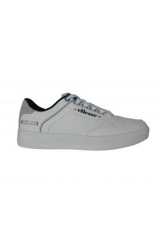 ellesse Kemp M50422 Scarpe Uomo Sneakers Stringate Bianco Scarpe Sport EL02M5042201