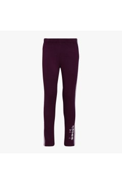 Diadora 102.176504 JG. LEGGINGS 5PALLE Leggins in Felpa Violet Grape Abbigliamento Bambina 10217650455122