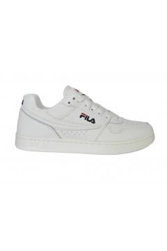FILA 1010619 Arcade Low wmn Sneakers Stringate in Pelle Bianco Francesine e Sneakers 1010619.1FG