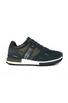 Navigare Remi CDX 23510 Scarpe Uomo Sneakers Memory Foam Blu Sneakers NAM23510BL