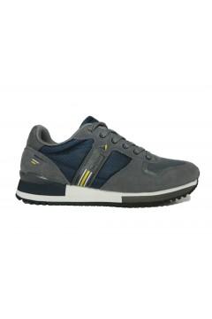 Navigare Remi CDX 23510 Scarpe Uomo Sneakers Memory Foam Grigio Sneakers NAM23510GR