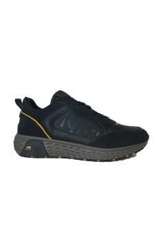 Navigare Rider 25220 Scarpe Uomo Sneakers Memory Foam Blu Sneakers NAM25220BLU